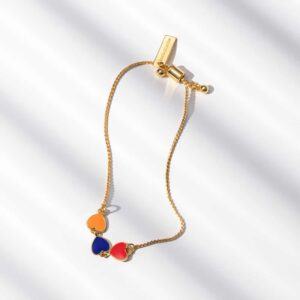 Hearts of Armenia Bracelet by Anet's Collection